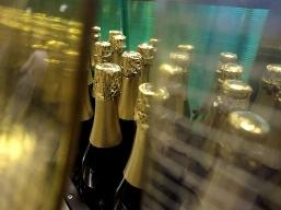 Шампанское скоро закончится