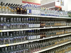 Молдавия сможет беспошлинно закупать украинскую водку