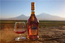 Армения нарастила коньяк