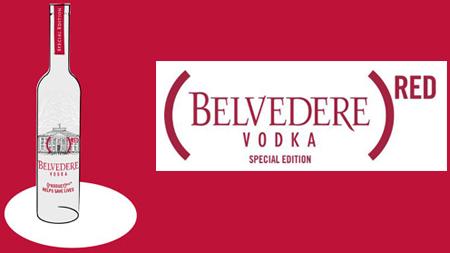 Водка Belvedere и (RED) спасают жизни