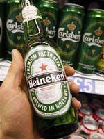 Прибыль Heineken превысила прогнозы в 2010 году