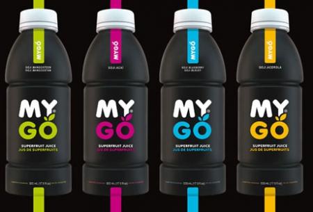 MYGO - натуральный энергетик в черном