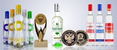 Эксклюзивные бутылки от ФПГ «Гэлекси Еврогласс» нашли признание на «ПРОДЭКСПО 2011»