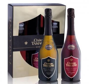 """Шампанское """"Шато Тамань"""" вышло в подарочной упаковке"""
