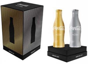 Coca-Cola и Daft Punk выпускают новую бутылку Club Coke