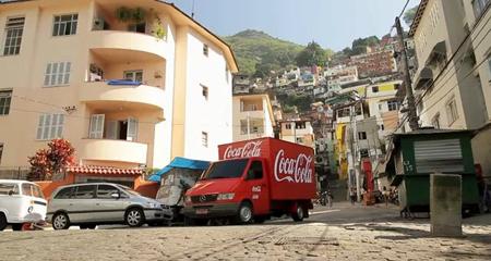 Coca-Cola: Где настигнет счастье?