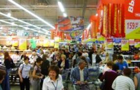 Через три года ритейлерам негде будет открывать гипермаркеты