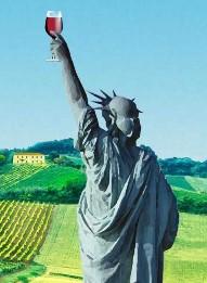 США вышли на первое место по потреблению вина