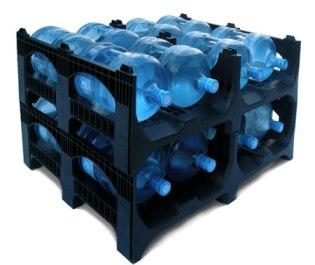 iPlast начинает реализацию пластикового поддона Bottle Rack