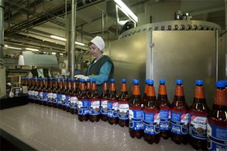 """Криница"" начала производство немецкого пива"