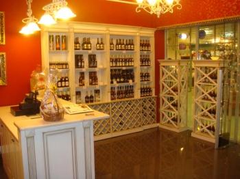 Салон- магазин от Дербентского коньячного комбината
