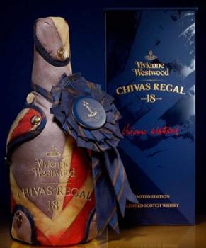 Новый виски Chivas Regal от Pernod Ricard