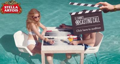 Stella Artois проводит online-кастинг актеров