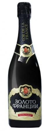 """""""Даймонд Трейд"""" представил новое шампанское """"Золото Франции"""""""
