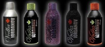 Iordanov Vodka в кристаллах Swarovski