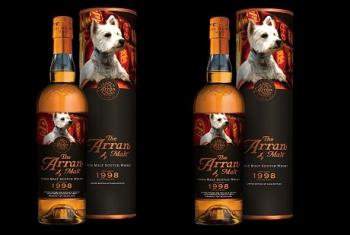 Виски посвятили собаке