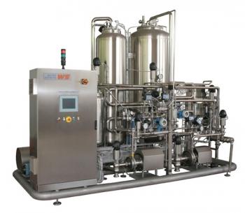 ...установки предназначены для производства газированных напитков.