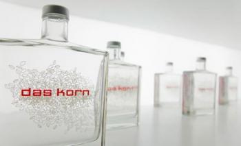 Немецкая хлебная водка получила минималистичную бутылку
