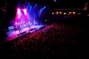 Музыкальный драйв: Jack Daniel's Music Rock Live 2011
