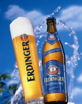 ERDINGER ALKOHOLFREI – свежий взгляд на привычные вещи