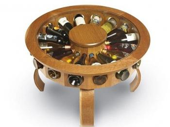 Оригинальные винные шкафы