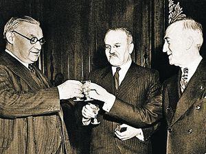 Водка как оружие советской дипломатии