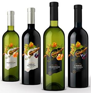 Дизайн Студия 13 расширяет ассортимент вин для Агрофирмы Чимишлия