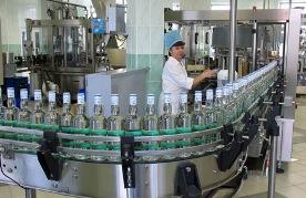 В Дагестане наблюдается снижение производства водки