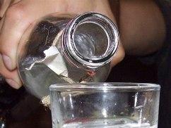Пьют, что подешевле