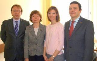 Росалкоголь посетили представители Посольства США в России