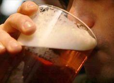 Пить пиво могут запретить на улицах, в парках и на пляжах