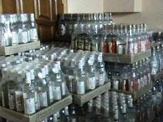 Закрыт подпольный цех по производству алкогольной продукции
