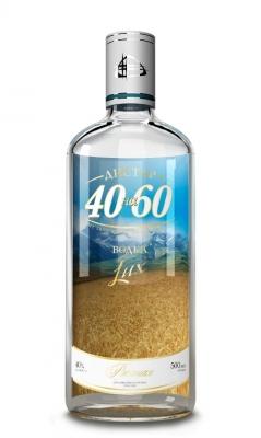 «40 на 60» для ценителей идеальных пропорций