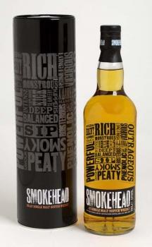 Современный вкус нового виски Smokehead