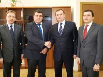 Росалкоголь посетил директор агентства винограда и вина Болгарии