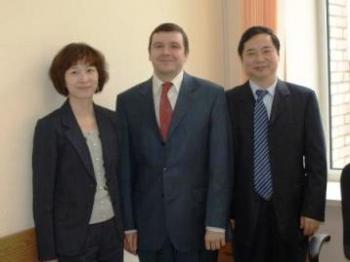 Росалкогольрегулирование посетили представители Посольства Китая
