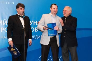 Объявлены медалисты «Московского Международного Конкурса Спиртов 2011»