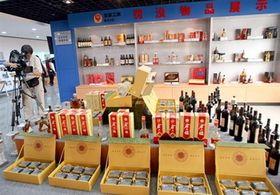 В китайском виноградном вине может не быть виноградного сока