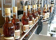 В Беслане прикрыли подпольный алкогольный цех