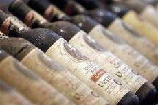 Британия продаст запасы вина из правительственного погреба