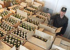 В Ангарске обнаружили нелегальный спиртзавод
