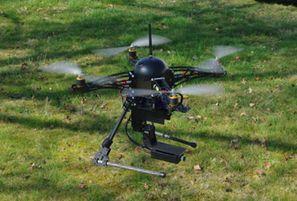 В помощь виноделам созданы беспилотные вертолеты