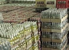"""Более 150 тонн """"левого"""" алкоголя изъяли воронежские полицейские"""