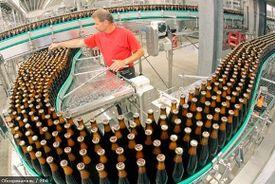 """""""Кроп–пиво""""  начнет монтаж новой линии розлива в стекло"""