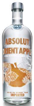 Absolut orient apple объединяет восток и запад
