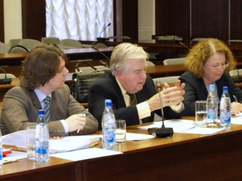 Росалкоголь посетила делегация Евросоюза