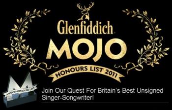 Glenfiddich и МOJO ищут золотой голос Великобритании