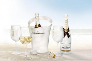 Шампанское со льдом