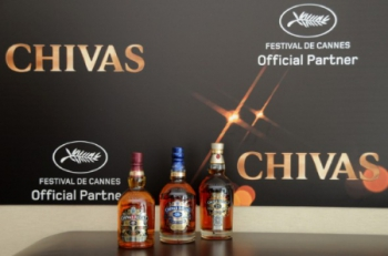 Chivas Regal - официальный партнер Каннского фестиваля