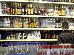 В латвийских магазинах выросли цены на крепкий алкоголь